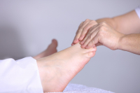 foot massage in Shrewsbury