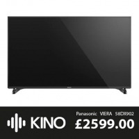 £200 off the latest Panasonic TV