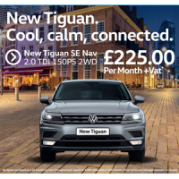 New Tiguan SE NAV 2.0 TDI 150PS 2WD