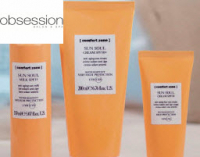 Get a complimentary towel when you purchase 2 products from Obsession