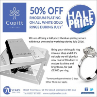Jewellers in Bromsgrove