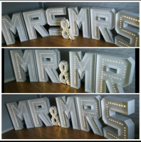 £40 off Mr & Mrs Light Hire