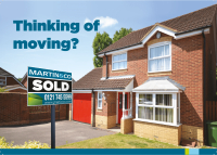Thinking of Moving? Martin & Co have it All Wrapped Up