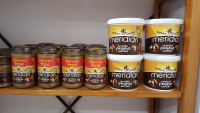55% EXTRA FREE with Meridian Peanut Butter!