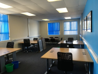 1 month FREE office rental with 12 month term.