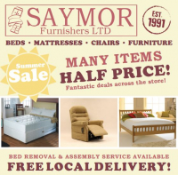 Saymor Furniture sale