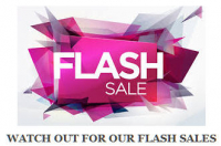 Flash Sale. 50% Off Party Accessories