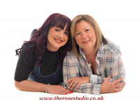 The Rose Studio Mother And Daughter Shoot