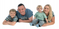 Family Photoshoot with 4 prints for £15.95