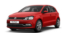 Polo Match from £129 a month. Plus VAT and initial rental.