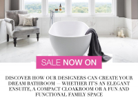 Ripples Brighton - August Luxury Bathroom sale