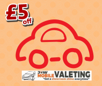 £5 OFF ANY VALET!