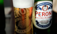 FREE Glass of wine or Peroni