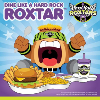 ROXTARS Party Packages at Hard Rock Cafe Manchester
