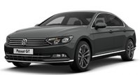 Passat from £229 a month. Plus VAT and initial rental.