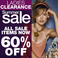 SAMUEL PEPYS HAVE 60% OFF IN THEIR SUMMER SALE
