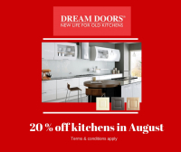 Discounted kitchen