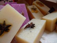 SPEND £25 AND RECEIVE FREE HANDMADE SOAP