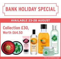 Just announced... Bank Holiday Bargain Bundle