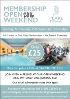 £25 Joining Fee at Peake Fitness