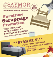 Saymor Furniture Stroud