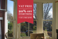 VAT Free! 20% Off Everything at Falcon Installations