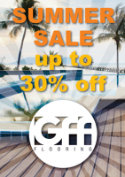 UP TO 30% OFF AT GFF