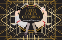 EARLY BIRD 10% OFF Great Gatsby Christmas at Holiday Inn