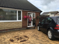 FREE DECORATIVE FEATURE WITH EACH DRIVEWAY INSTALLATION
