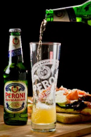 Peroni and Pizza Offer