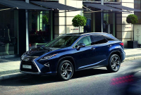 Save £7500 off the MRRP of a new Lexus RX200t!