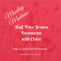 Half Price Jessica Treatments