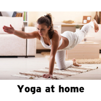 20% OFF Yoga in your own home