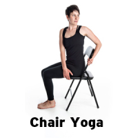 Chair Yoga FREE CLASS available!