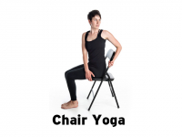 Your first Chair Yoga class for FREE!