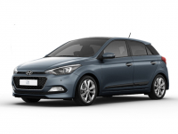 Hyundai i20, 3 & 5 door, for Business Contract Hire.