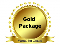 Fly a Boeing 737 from £220 & VAT PP - Gold package