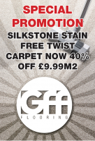 SPECIAL PROMOTION AT GFF