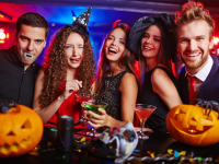 Halloween Party for Singles 30yrs+ at The Monkey Suit, Exeter for £7.95 PP Discounts on Multiple tickets!