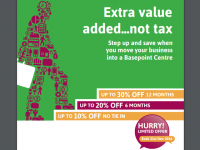 Up to 30% OFF Office Space in Exeter!