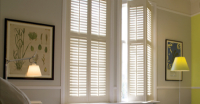 Plantation Shutters from Harborough Blinds