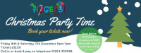 Early Bird Christmas Party Bookings - Free Play Voucher