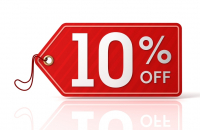 10% off all Kitchen and Bathroom Installations in January