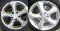 Alloy Wheel Refurbishment - 4 for the price of 3!