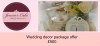 Wedding Decor Package Offer £500