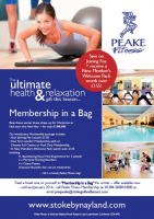 Peake Fitness Offer