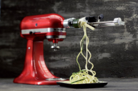 Free Spiralizer When Buying the Artisan Stand Mixer