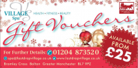 Christmas Gift Vouchers Available at The Last Drop