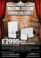 Full Central Heating System Installation