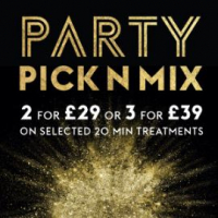 PAMPER PACKAGE FROM JUST £29